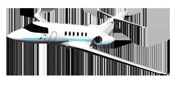 Бизнес-авиация в аэропорту Шереметьево